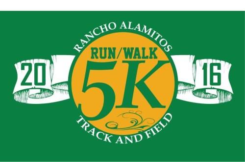 Rancho 5k 2016 logo